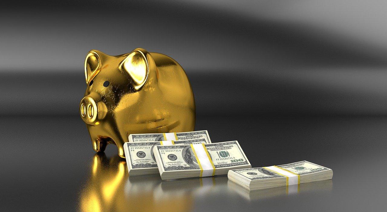 piggy, bank, money